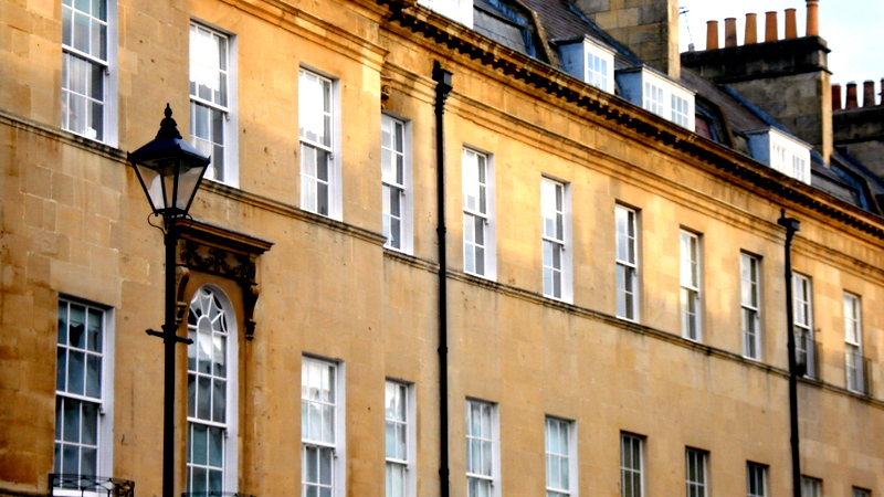 Great Pulteney Street, Bath, UK